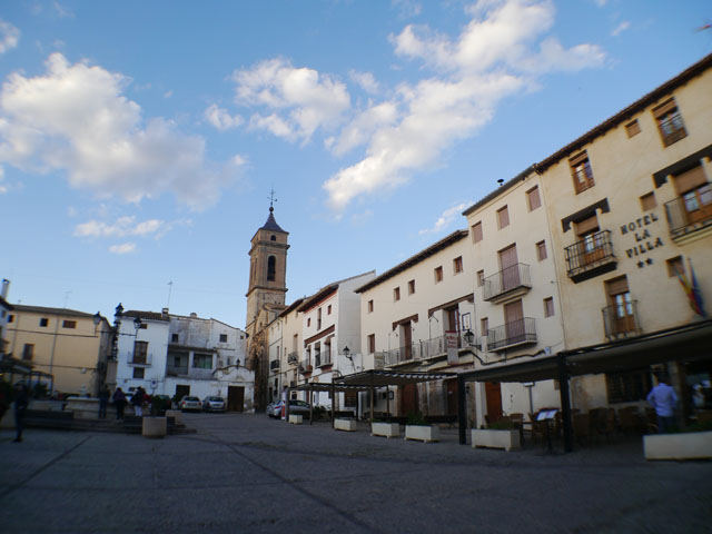 Barrio de la Villa de Requena